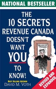Global Demographics Group - Demographic Trend Forecasting - Book Cover - 10 Secrets Revenue Canada Doesn't Want You to Know